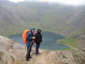 Ascent of Snowdon